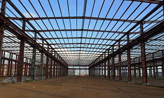枣庄联鑫公司轻钢结构厂