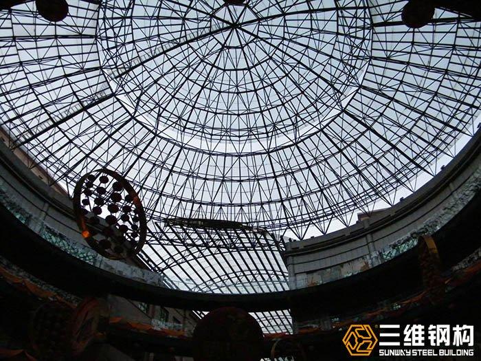 商场网架结构