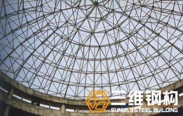 球形网架工程