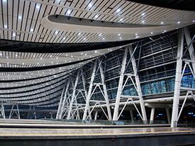 北京南站网架工程