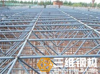 螺栓球网架结构