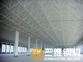 厂房网架结构