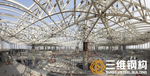 """钢结构初学者—""""另类结构""""A 组合网架的结构形式及优缺点"""