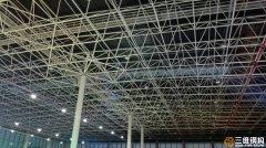 体育馆屋盖网架工程安装